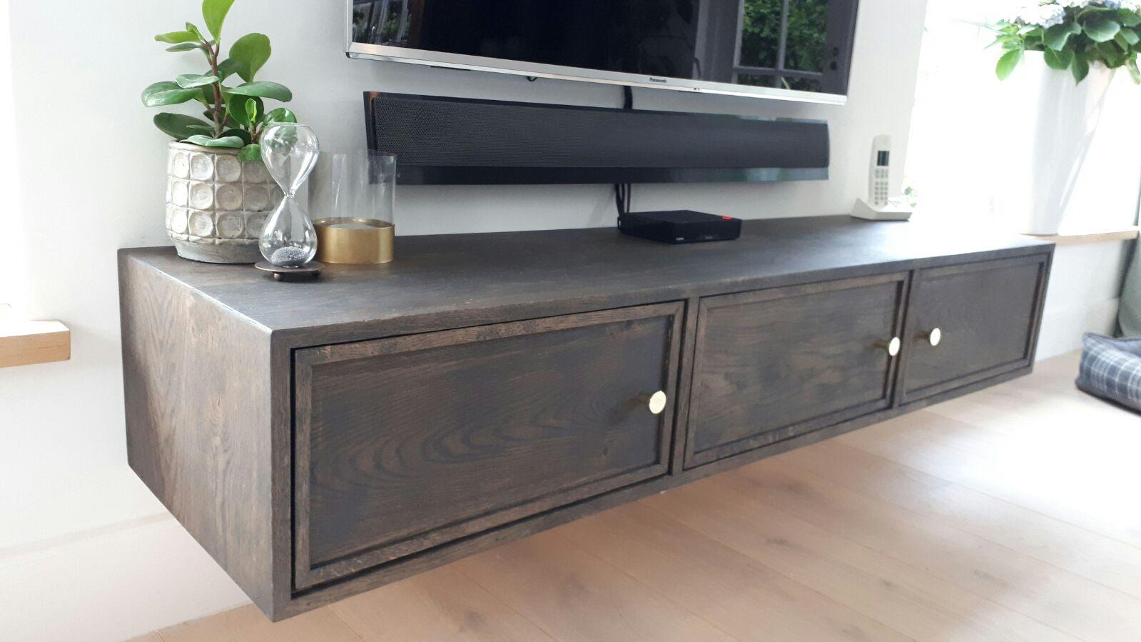 TV meubel eikenhout