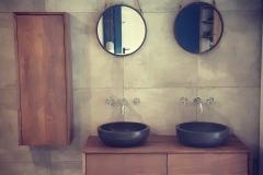 LIV badkamermeubel en kolomkast