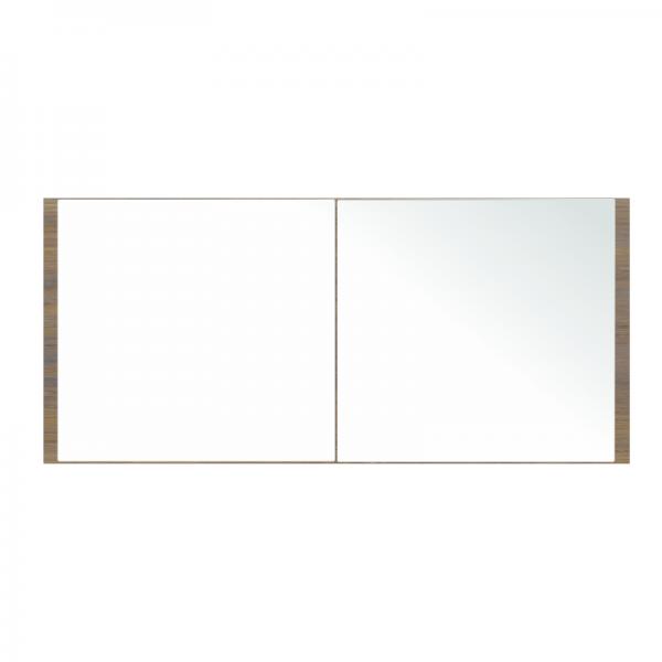 spiegelkast 2 deuren